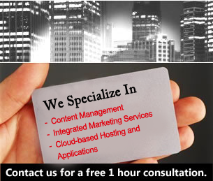Contact us for a free 1 hour consultation.